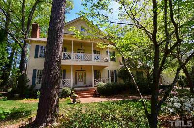 Cary Single Family Home For Sale: 209 Lochview Drive