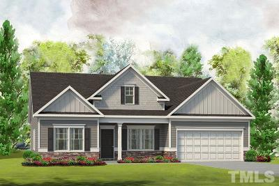 Wake Forest Single Family Home Contingent: 2036 Delphi Way