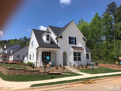 Hillsborough Single Family Home For Sale: 221 Bridge Street #Lot #12
