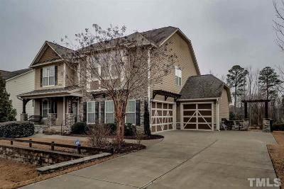 Cary Single Family Home For Sale: 2008 Austin Pond Drive