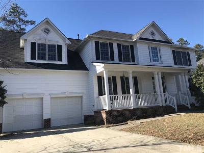 Knightdale Single Family Home Contingent: 1035 Delta River Way