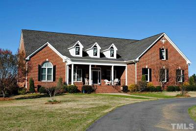 Holly Springs Single Family Home For Sale: 5921 High Acre Lane