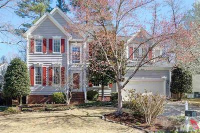 Park Village Single Family Home Contingent: 136 Swan Quarter Drive