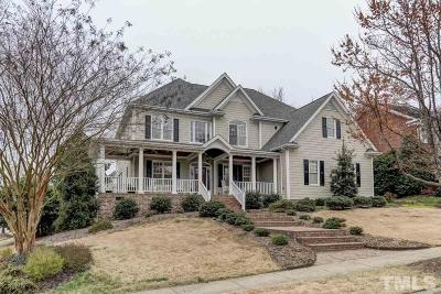 Cary Single Family Home Contingent: 201 April Bloom Lane