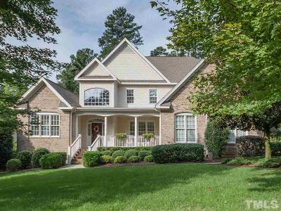 Chapel Hill Single Family Home For Sale: 415 Davis Love