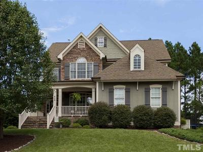 Wake Forest Single Family Home For Sale: 508 Hallburg Court