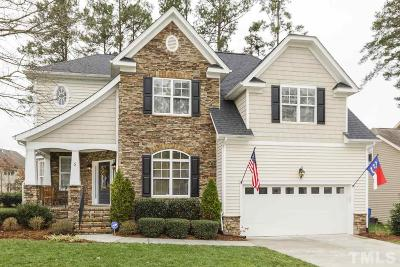 Durham Single Family Home Contingent: 5 Frontier Way