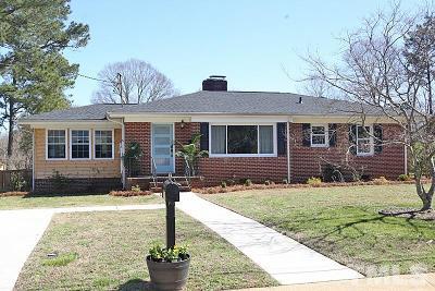 Garner Single Family Home Pending: 905 Frances Drive