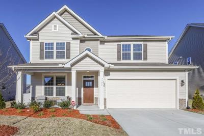 Raleigh Single Family Home For Sale: 7593 Oakberry Drive