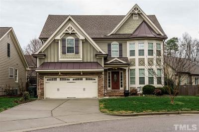 Pittsboro Single Family Home For Sale: 45 Buttonwood Court