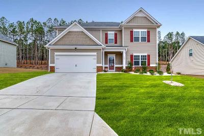 Knolls At The Neuse Single Family Home For Sale: 155 Cascade Knoll Drive