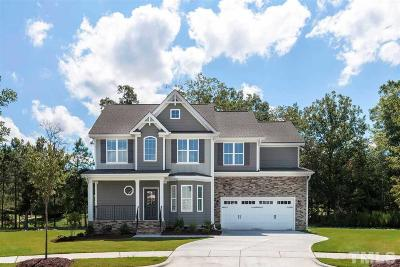 Holly Springs Single Family Home For Sale: 101 Lea Cove Court