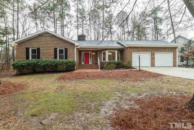 Chapel Hill Single Family Home For Sale: 2204 Ridgefield Drive