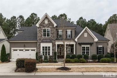 Wake Forest Single Family Home For Sale: 1140 Overlook Ridge Road
