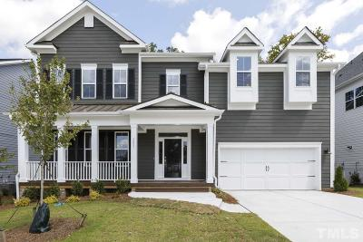 Wake Forest Single Family Home For Sale: 3057 Thurman Dairy Loop