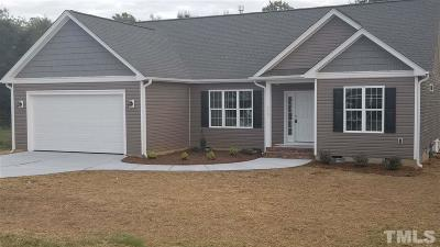 Oxford Single Family Home Pending: 321 Keeneland Drive