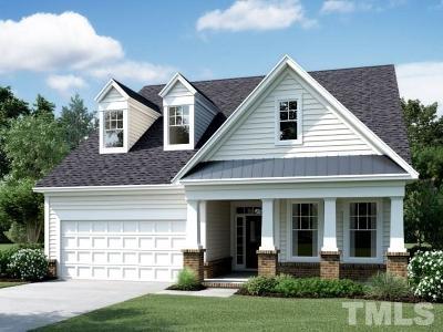 Apex Single Family Home Pending: 1317 Gilwood Drive