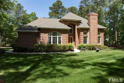 Raleigh Single Family Home For Sale: 308 Dwellinghouse Court