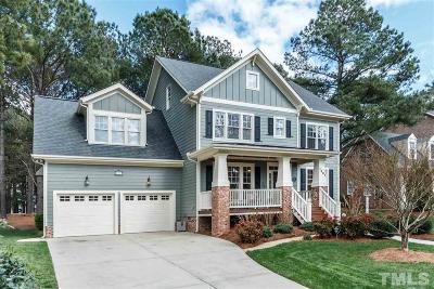 Wake Forest Single Family Home For Sale: 1301 Colonial Club Drive
