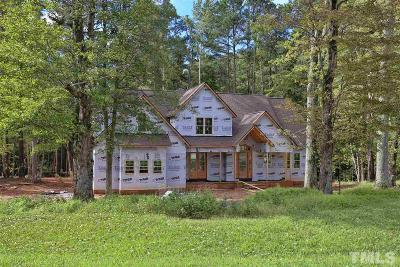 Granville County Single Family Home For Sale: 3882 Whisperwood Court