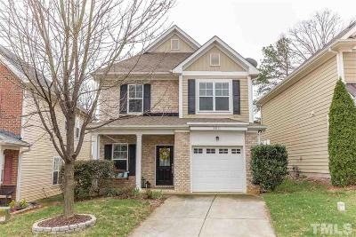 Single Family Home For Sale: 3811 Yates Mill Trail