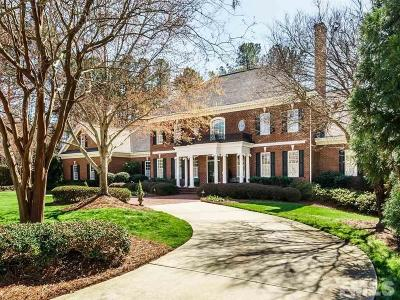 Cary Single Family Home For Sale: 107 Devonbrook Lane