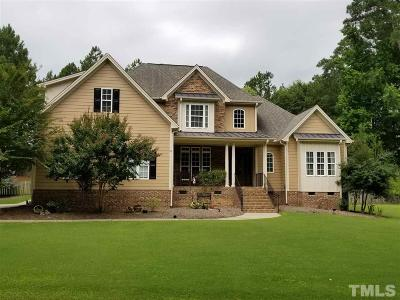 Garner Single Family Home For Sale: 5304 Tywood Drive