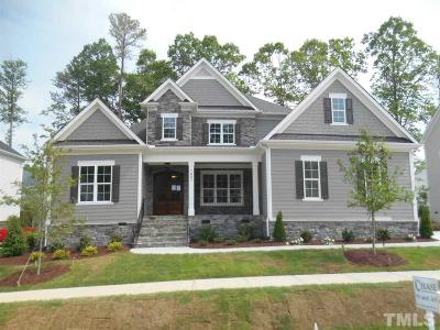 Cary Single Family Home For Sale: 7621 Ballard Hill Lane