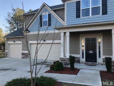 Angier Single Family Home For Sale: 68 Archie Court