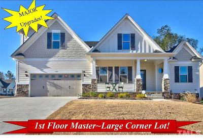 Garner Single Family Home For Sale: 519 Airedale Trail