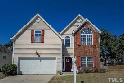 Holly Springs Single Family Home Pending: 308 Pyracantha Drive