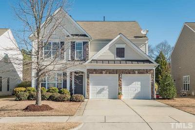 Morrisville Single Family Home For Sale: 110 Marengo Drive