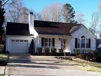 Wake Forest Single Family Home Pending: 221 Alberbury Commons Court