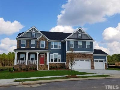 Holly Springs Single Family Home For Sale: 300 Ashland Hill Drive