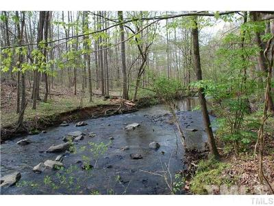 Chapel Hill Residential Lots & Land Contingent: Lot 4 Nc 54 Highway
