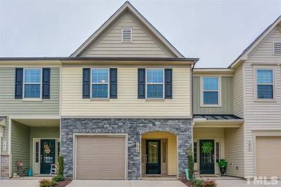 Wake Forest Townhouse Pending: 1415 Wylie Way