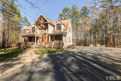 Henderson NC Single Family Home For Sale: $789,000