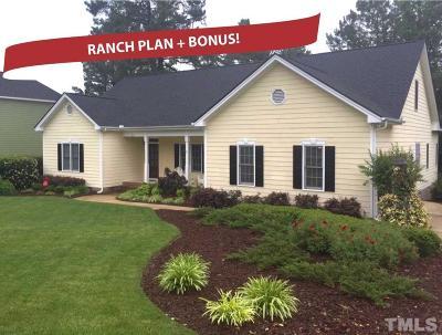 Glen Laurel Single Family Home Contingent: 312 Parkridge Drive