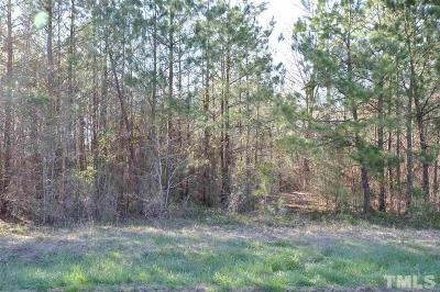 Siler City Residential Lots & Land For Sale: Bowers Store Road