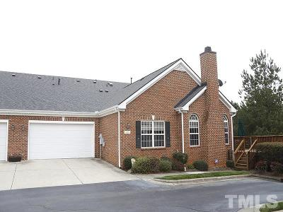 Cary Condo Contingent: 1028 Thistle Briar Place
