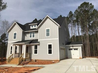 Garner Single Family Home Pending: 5032 Glen Creek Trail