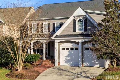 Cary Single Family Home For Sale: 233 Candia Lane