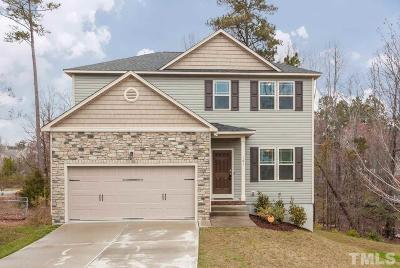 Knightdale Single Family Home For Sale: 101 Jade Circle