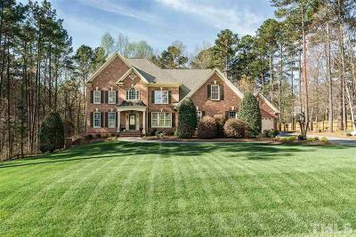 Wake Forest Single Family Home For Sale: 1029 Harpers Ridge Court