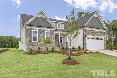 Chatham County Single Family Home Pending: 201 Evanview Court
