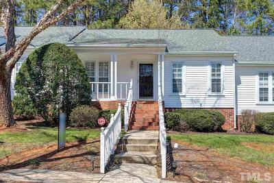 Cary Townhouse For Sale: 121 Greenmont Lane