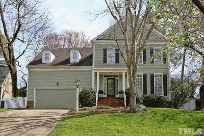Chapel Hill Single Family Home Contingent: 5 Fenton Place