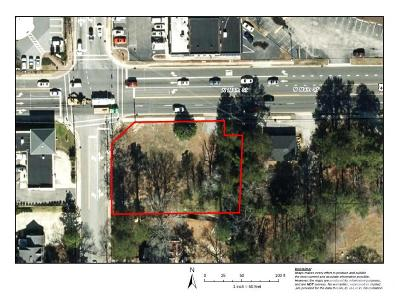 Wake County Residential Lots & Land For Sale: 610 N Ennis Street