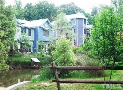 Carrboro Single Family Home For Sale: 153 Viburnum Way