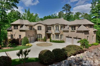 Chapel Hill NC Single Family Home For Sale: $1,495,000